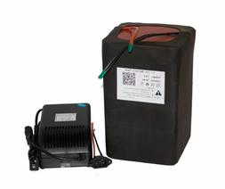 72V30Ah Lithium Li-ion Battery Pack for 2000W Ebike Scooter
