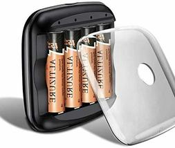 ALTIZURE 15 Minutes Full Rechargeable AA li-on Battery + Cha