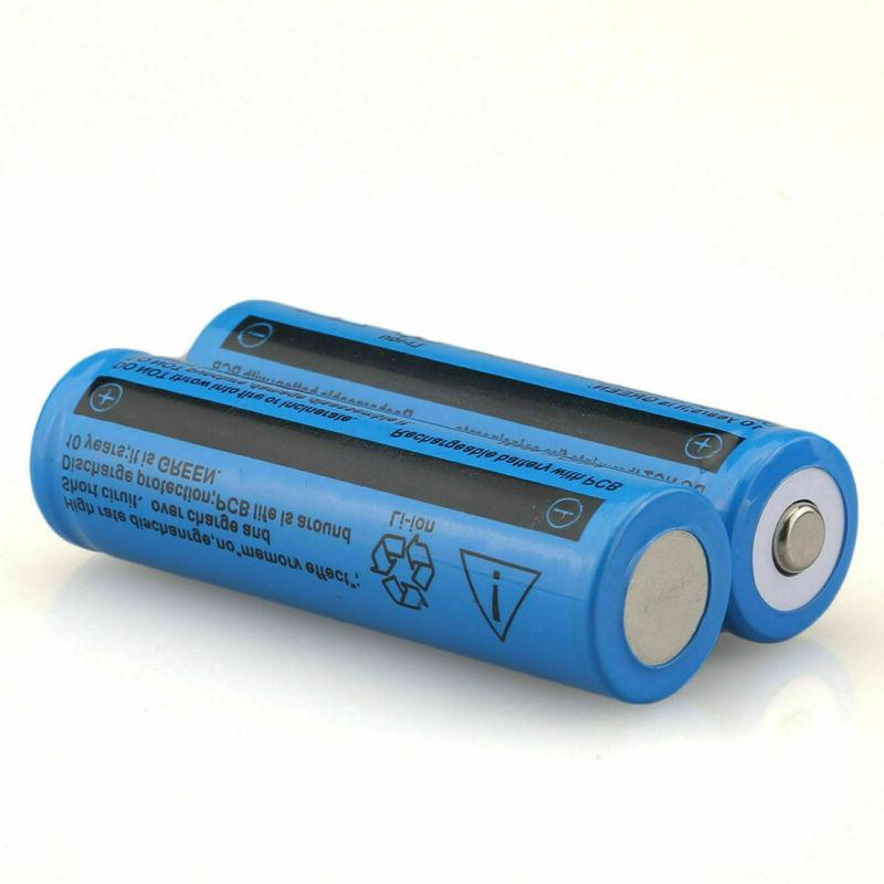 20X 3.7V Li-ion Rechargeable Chargers