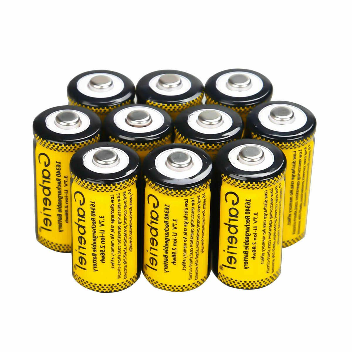 2800mAh Rechargeable 3.7V Security CCTV