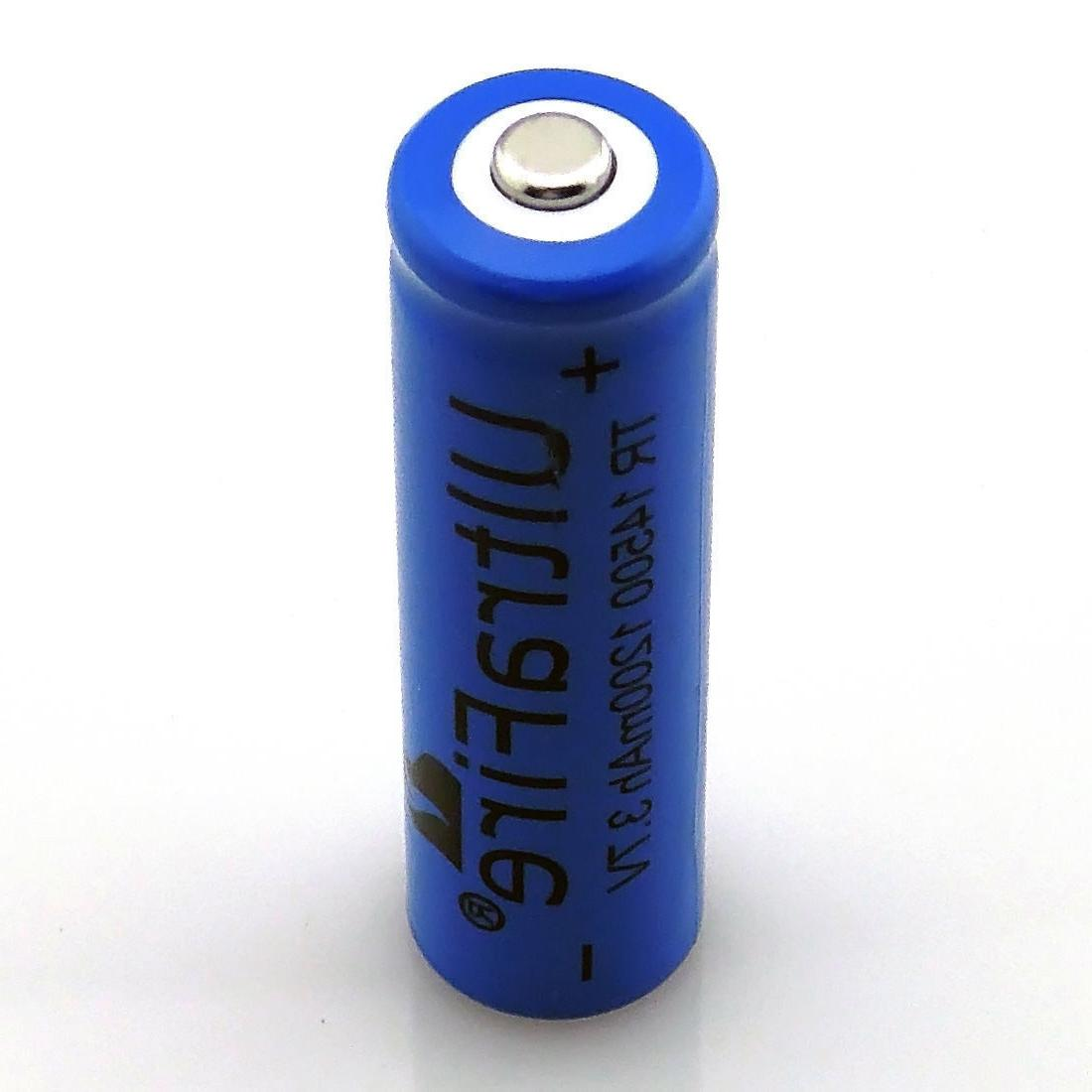 2pcs Lithium Batteries From