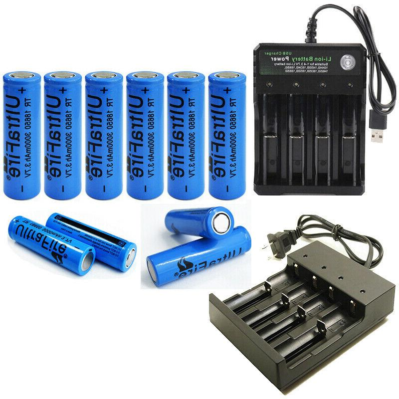 3000mah 18650flat top rechargeable battery 3 7v