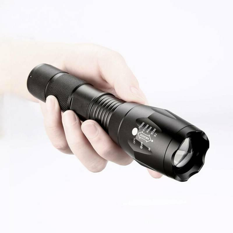 4~20X Rechargeable Batteries + LED Flashlight + Charger