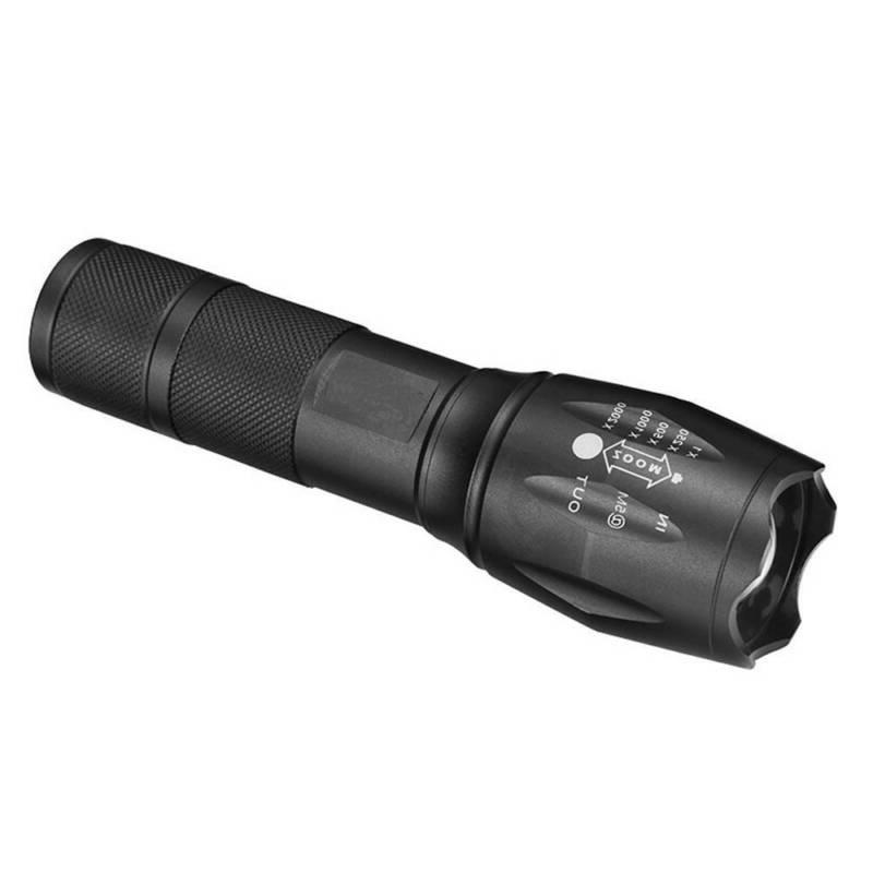 4~20X Batteries + Tactical LED Flashlight Charger