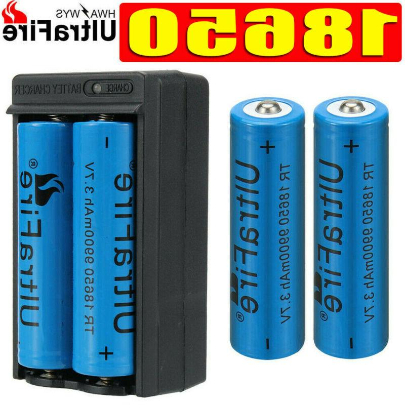 4pc 18650 quality battery rechargeable 3 7v