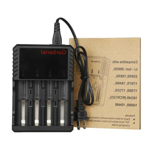 8PC Battery Rechargeable Batteries