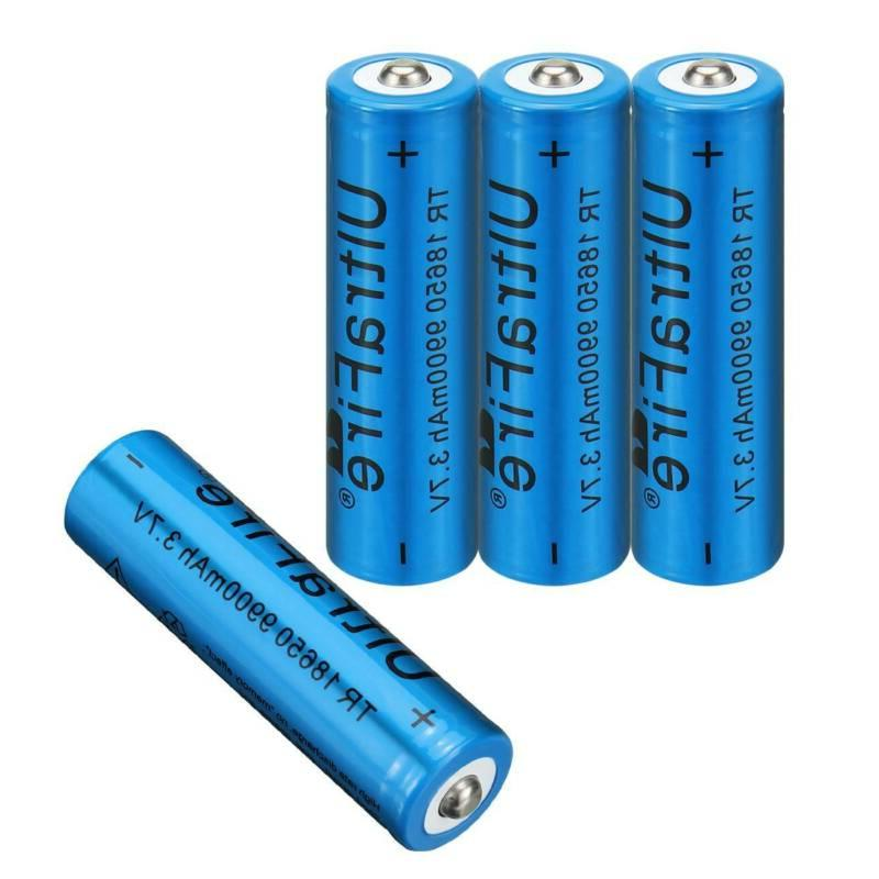 Lot Ultrafire 3.7V Rechargeable for