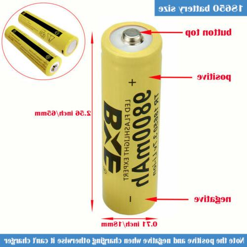 Rechargeable 18650 Cell for