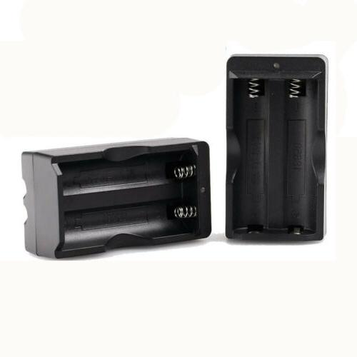 Rechargeable 3.7V Li-Ion with Charger for