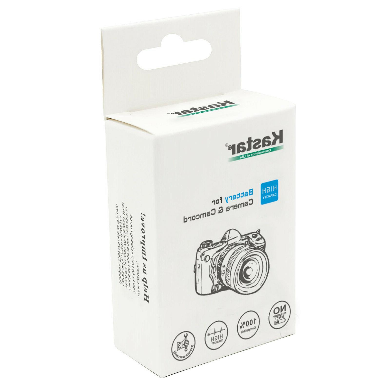 Kastar Rechargeable Battery for D750