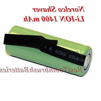 rechargeable li ion replacement battery for philips