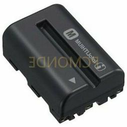 Sony NP-FM500H Li-Ion Rechargeable Battery Pack for Alpha Di