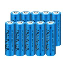 UltraFire Rechargeable 18650 Battery Li-ion 3.7V For LED Fla
