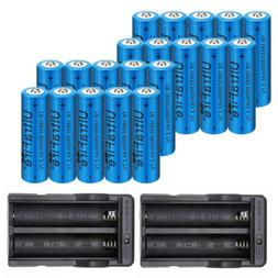 UltraFire Rechargeable 18650 Battery Li-ion 3.7V With Charge