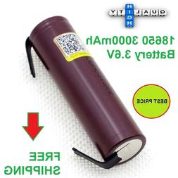 Liitokala Rechargeable Batteries HG218650 3000mAh Battery 3.