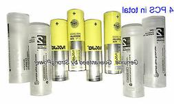 TWO MXJO IMR 18650 Flat Top Battery/ 2800mAh 35A 3.7V High D